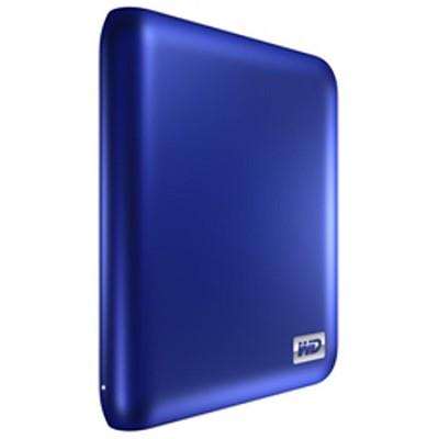 My Passport Essential SE 750GB Portable Hard Drive - Blue