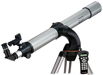 NexStar 80GTL SkyAlign 80mm Achromatic Refractor Telescope w/ Motorized Mount