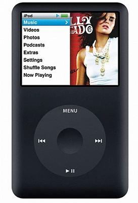 iPod classic 160GB MP3 Player - Black