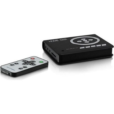 HomeDVR Mini Digital Video Recorder (Black)