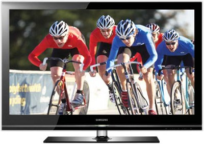LN46B750 - 46` High Definition 1080p 240Hz LCD TV with USB 2.0 Movie
