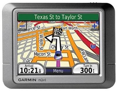 nuvi 260 Portable GPS navigation