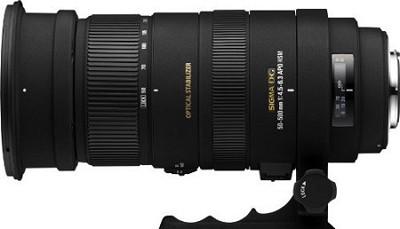 APO 50-500mm F4.5-6.3 DG OS HSM f/ Nikon AF