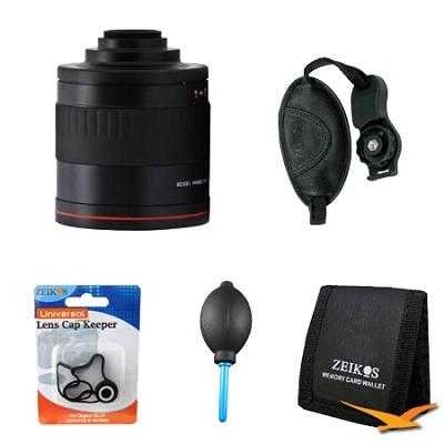 Super Lens Kit for the Vivitar Universal 800MM Lens