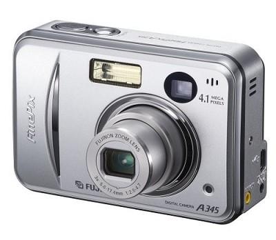 Finepix A345 Digital Camera