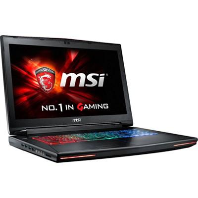 GT Series GT72S Dominator G-037 17.3` Intel i7-6820HK Gaming Laptop Computer