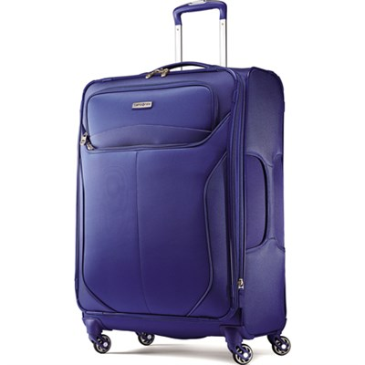 LIFTwo 25` Spinner Luggage (Blue) - OPEN BOX