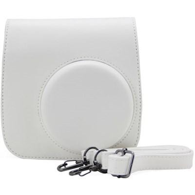 Case for Fujifilm Instax Mini 9 Camera with Hand Strap (White) - GENFJM9CWH