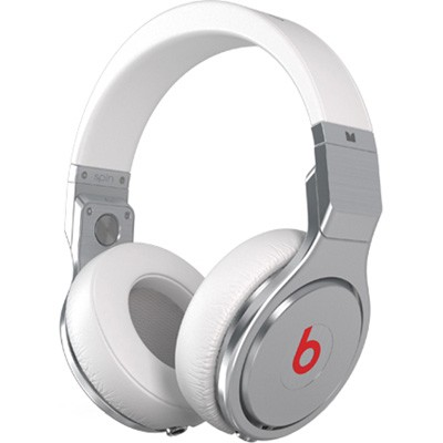 Beats Pro High Performance Professional Headphones - Pro-tuned Over-Ear (129480)