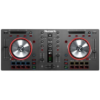 Mixtrack 3 All-in-One Controller Solution for Virtual DJ - OPEN BOX