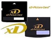 64MB xD MEMORY CARD