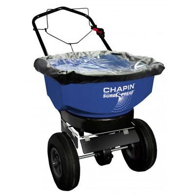 80 lbs Salt and Ice Melt Spreader - 80088