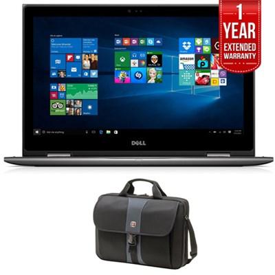 i5578-10050 15.6` Intel i7-7500U Full HD Laptop+Extended Warranty Bundle