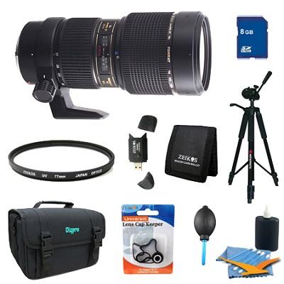 SP AF70-200mm F/2.8 Di LD [IF] Macro Lens Pro Kit For Nikon AF