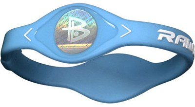 Power Balance Performance Bracelet - Columbia Blue (Small)