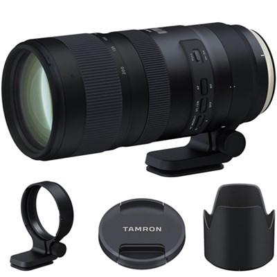 SP 70-200mm F/2.8 Di VC USD G2 Lens (A025) (Canon F) - Certified Refurbished