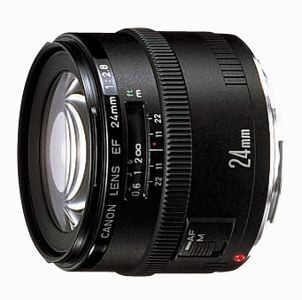 EF 24mm F2.8 Lens, With Canon 1-Year USA Warranty