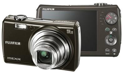 FinePix F200EXR - 12 MP Digital Camera