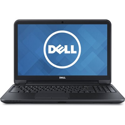 Inspiron 15 15.6` Touch i15RVT-3762BLK Notebook - Intel Pentium Dual Core Proc.