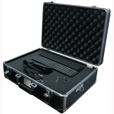 XT-HC40 Medium Hard Photographic Equipment Case with Carrying Handle (Black)