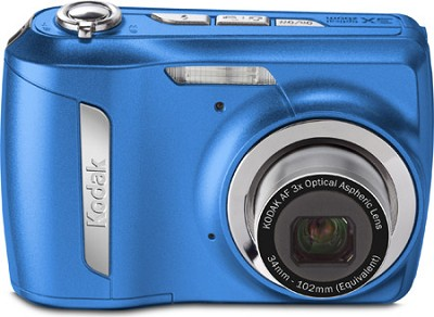 EasyShare C142 10 MP 2.5 inch LCD Digital Camera - Blue