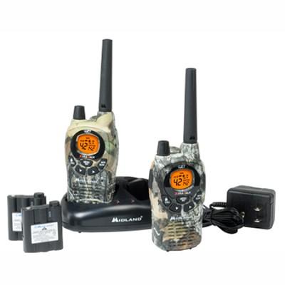 GXT785VP3 - Mossy Oak 42 Channel Two Way Radio