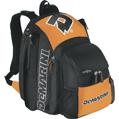 Voodoo Baseball Gearbag Backpack - Black/Orange