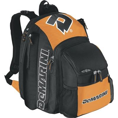 Voodoo Baseball Gearbag Backpack - Black/Orange
