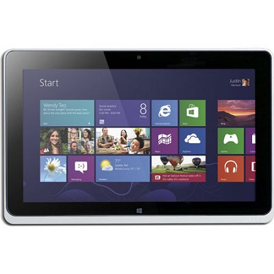 ICONIA W510-1666 10.1` Tablet -  OPEN BOX