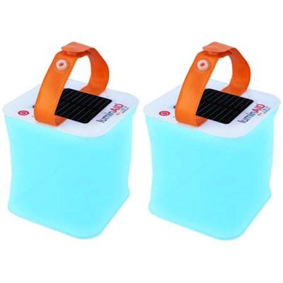 PackLite Spectra LED Solar Lantern 2-Pack Bundle