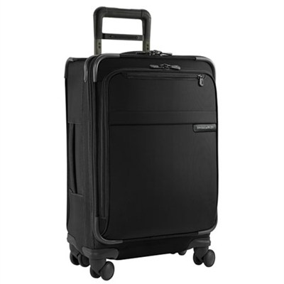 U122SP-4  Baseline 22` Domestic Carry-On Spinner - Black