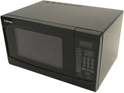 .9 cu ft. Microwave Oven (Black)