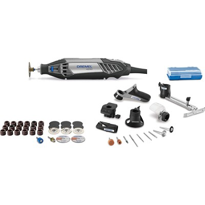4200-6/40 High Performance Rotary Tool with EZ Change 47-Piece Kit