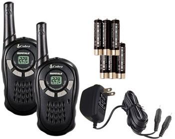 MicroTalk CXT 125 16-Mile Radio