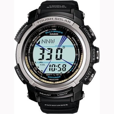 Pathfinder Digital Multi-Function Resin Band Watch (Men's) PAW2000-1CR
