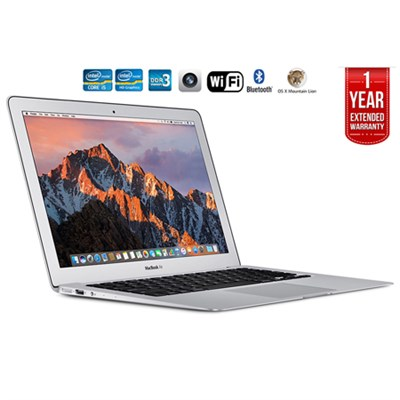 MacBook Air MD761LL/A 13.3-Inch Laptop - (Certified Refurbished)