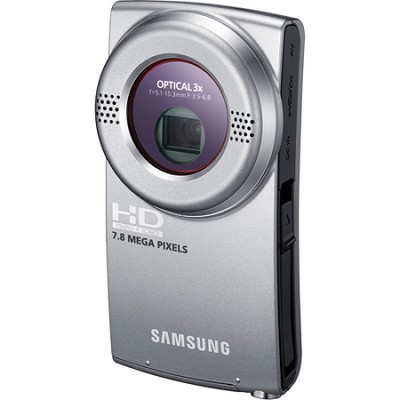 HMX-U20 Flash Camcorder (Silver)