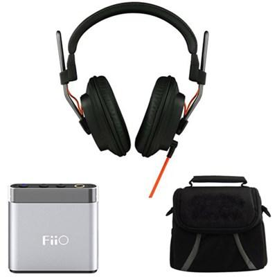 Professional Studio Headphones - T50RPMK3  w/ FiiO Amplifier Bundle