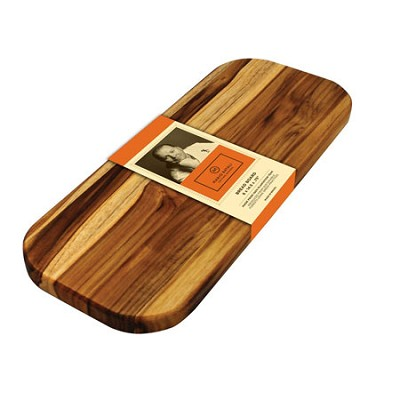 Batali Edge Grain Teak Bread Board - M-01