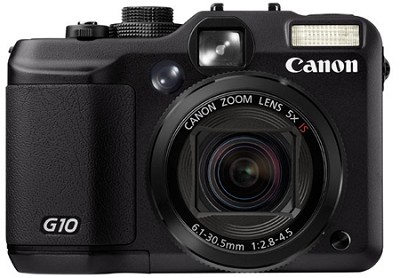 Powershot G10 14.7 Megapixel Digital Camera