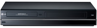 RC700N - DVD/VCR Combo Recorder w/ 1080i video upconversion - OPEN BOX