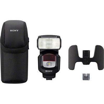 HVLF43M High Power Flash with Quick Shift Bounce - Black -OPEN BOX