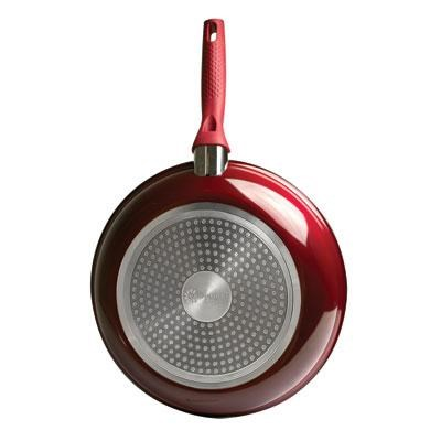 Bliss 11` Fry Pan Red