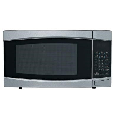 RCA 1.4 Cubic Foot Microwave in Stainless Steel - RMW1414