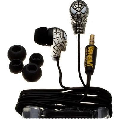 Marvel Comics Headphones, Metal Collection - Spider-Man