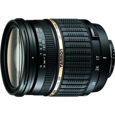SP 17-50mm F/2.8 XR Di-II LD SP IF Zoom Lens w/ Built-In Motor for Nikon Mounts