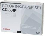 Color Ink/Paper Set CD-50IP