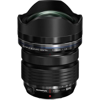 M.Zuiko Digital ED 7-14mm f/2.8 PRO Lens for Micro Four Thirds Cameras