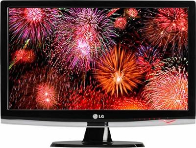 W2353V-PF - 23` Widescreen LCD Monitor (No Tuner)