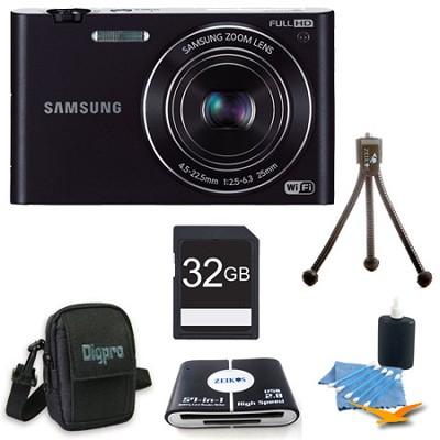 MV900 Smart Touch Multi View 3.3` LCD Black Digital Camera Kit
